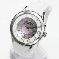 1年保証正規ROMAGOロマゴATTRACTIONミラー文字盤ビッグフェイス腕時計BOX保証書付
