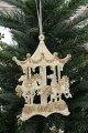 スタイルロココ クリスマスオーナメント (カルーセル アイボリー)木馬 アンティーク風 シャビーシック 北欧 フレンチ ロマンティック 可愛い クリスマス飾り
