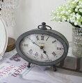 スタイルロココ アンティークな置時計(PARIS1863) テーブルクロック 可愛い アンティーク風 シャビーシック フレンチカントリー テーブルクロック アンティーク 雑貨 antique french country