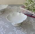 スタイルロココ プチフルールプレート(フラワー364) 台座の付いた可愛いスウィーツトレー ケーキスタンド アクセサリートレー 陶器製 ホワイト アンティーク風 アンティーク 食器 雑貨 姫系