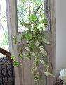 スタイルロココ ナチュラル ベリースプレー 枝 造花 可愛い グリーン シルクフラワー アーティフィシャルフラワー インテリアフラワー フェイクフラワー