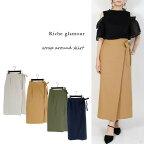 綿プリペララップスカートの商品イメージ