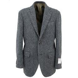 Style Edition|スタイルエディション グレーヘリンボーン ジャケット