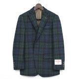 Style Edition | スタイルエディションHarris Tweed ハリスツィード ブラックウォッチ タータンチェック メンズ 秋冬素材ジャケット