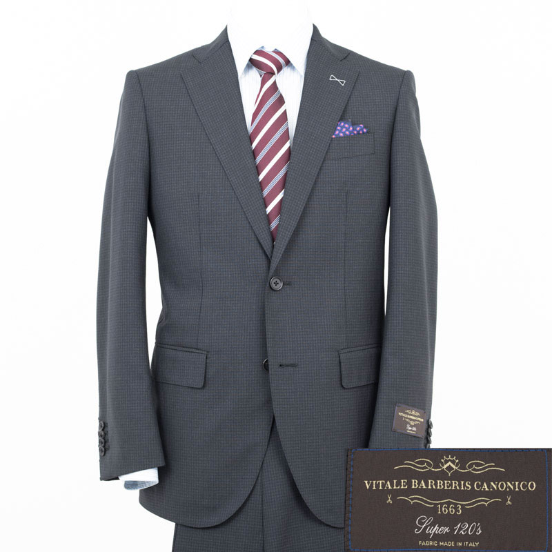 Style Edition|スタイルエディション VITALE BARBERIS CANONICO Super 120