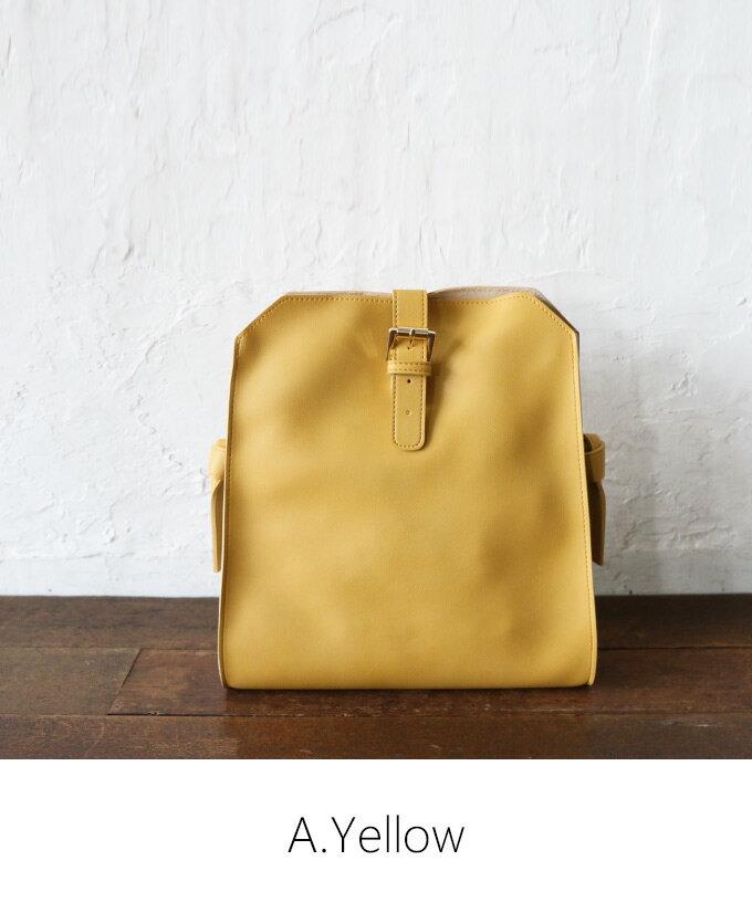 forme『バイカラーのお出かけバッグ』