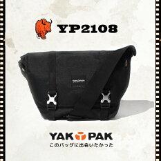 YAKPAKヤックパックショルダーバッグ斜めがけメッセンジャーバッグバックパックレディース通勤通学旅行YP2108