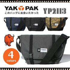 YAKPAKヤックパックショルダーバッグ斜めがけメッセンジャーバッグバックパックレディース通勤通学旅行YP2113