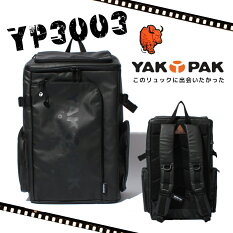 YAKPAKヤックパックリュックデイパックバックパック/レディースメンズ大容量通勤通学旅行YP3003
