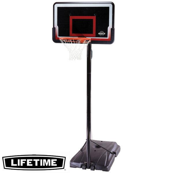 【代引不可】LIFETIME 本格ポータブルバスケットゴール LT-1491 高さ調節可能 自主練、シュート練習で差をつける!:スタイルマーケット
