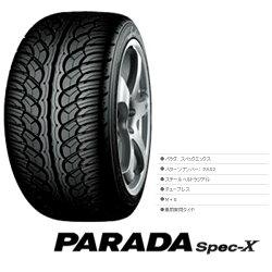 ヨコハマPARADASpec-XPA02235/60R18103V