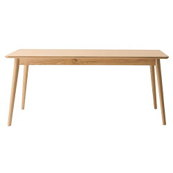 Lizzダイニングテーブルナチュラル