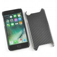 iPhone8ケース,iPhone7ケースリアルカーボンファイバー(CFRP)製カバースリム&スタイリッシュで薄型超軽量アップルアイフォン豪華プレゼント付き