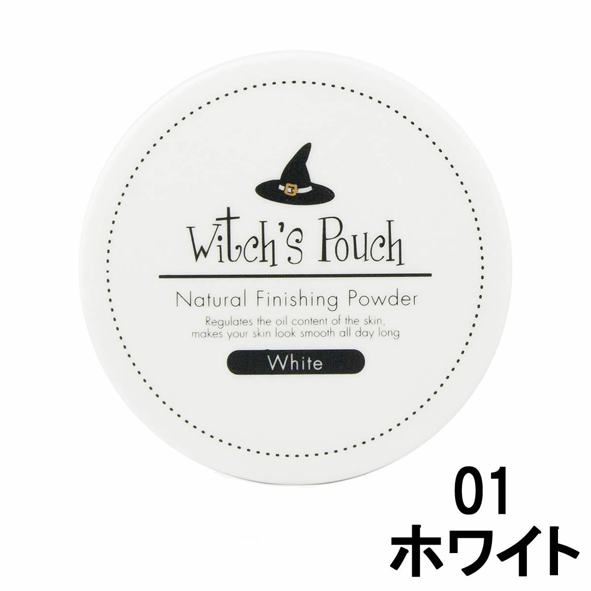 ナチュラル フィニッシング パウダー / 01ホワイト / 5g