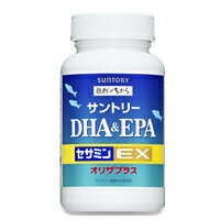 サントリー DHA&EPA+セサミンEX 400mg×240粒 ( 約60日分 )[ サプリメント / サプリ / suntory / DHA / EPA / セサミンE がパワーアップ ]【tg_tsw_7】『2』