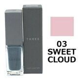 THREE スリー ネイルポリッシュ 7ml 【03 SWEET CLOUD】[ ACRO / ネイル / マニキュア ]【取り寄せ商品】【ID:0129】『0』