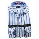 ドレスシャツ ワイシャツ シャツ メンズ 国産 長袖 綿10
