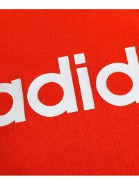 PINK-latte adidasベーシックロゴTシャツ ピンク ラテ カットソー Tシャツ ホワイト ブラック レッド