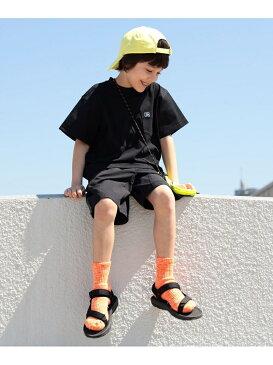 SHIPS KIDS Teva:HURRICANEXLT2(ブラック)(18~22cm) シップス シューズ サンダル/ミュール ブラック【送料無料】
