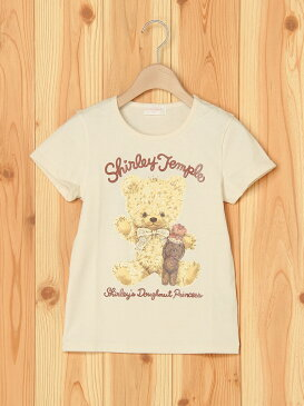 ShirleyTemple クマTee シャーリーテンプル カットソー【送料無料】