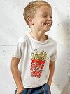 UNITED ARROWS green label relaxing 【KIDS】Lee(リー) YUMMYポテト Tシャツ ユナイテッドアローズ グリーンレーベルリラクシング【送料無料】