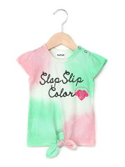 【送料無料】 SLAP SLIP キッズ キッズ&ベビー スラップスリップ【50%OFF】SLAP SLIP 前リボン...