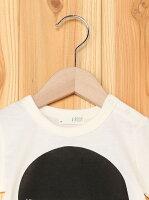 【SALE/20%OFF】b・ROOM 〇□△×半袖Tシャツ/キッズ/夏 ナルミヤオンライン カットソー【RBA_S】【RBA_E】