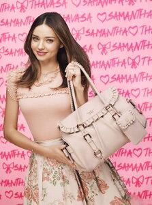 【送料無料】【HIT BAG COLLECTION】 レディース トートバッグ Samantha Thavasa サマンサタバ...