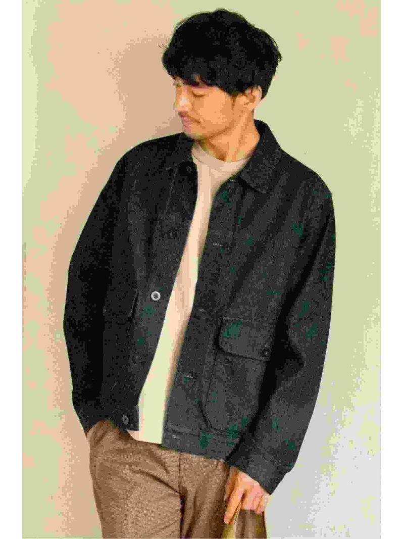 メンズファッション, コート・ジャケット ikka