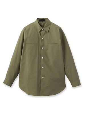 営業部長吉良奈津子1話の松嶋菜々子さんの衣装のカーキシャツ