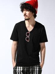 SUPERTHANKS メンズ カットソー スーパーサンクス【送料無料】SUPERTHANKS [M]Sunglasses Wappe...