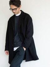 【WEB限定】KC★★W/N DROP チェスターコート glrg
