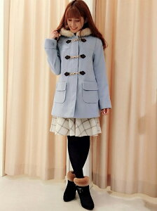 【48%OFF】【SALE/48%OFF】PATTERN fiona TRビーバーダッフルコー…