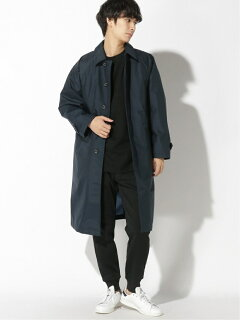Breathatec Travel Coat 51-19-0254-012: Navy