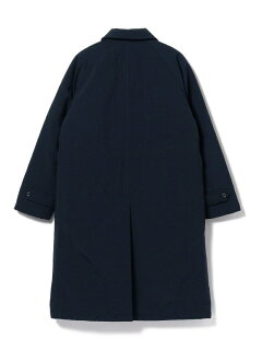 Thermore Travel Coat 51-19-0255-012: Navy