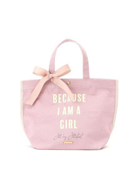 JILLbyJILLSTUART<チャリティー>ForAllGirlsミニトートジルバイジルスチュアートバッグバッグその他ピンク
