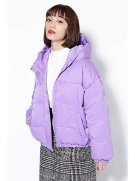 ROSE BUD [ViVi12月号 otonaMUSE12月号掲載]中綿カラージャケット ローズバッド コート/ジャケット【送料無料】