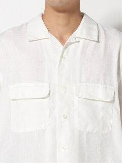 Coolmax Short Sleeve Camp Shirt 11-01-1072-139: White