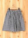 (K)ギャザースカートガラ/Jr グローバルワーク スカート