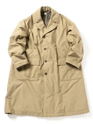 Ships Primaloft Bal Collar Coat 114-14-0166: Camel