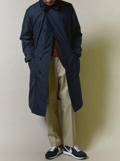 Ships Primaloft Bal Collar Coat 114-14-0166: Dark Blue