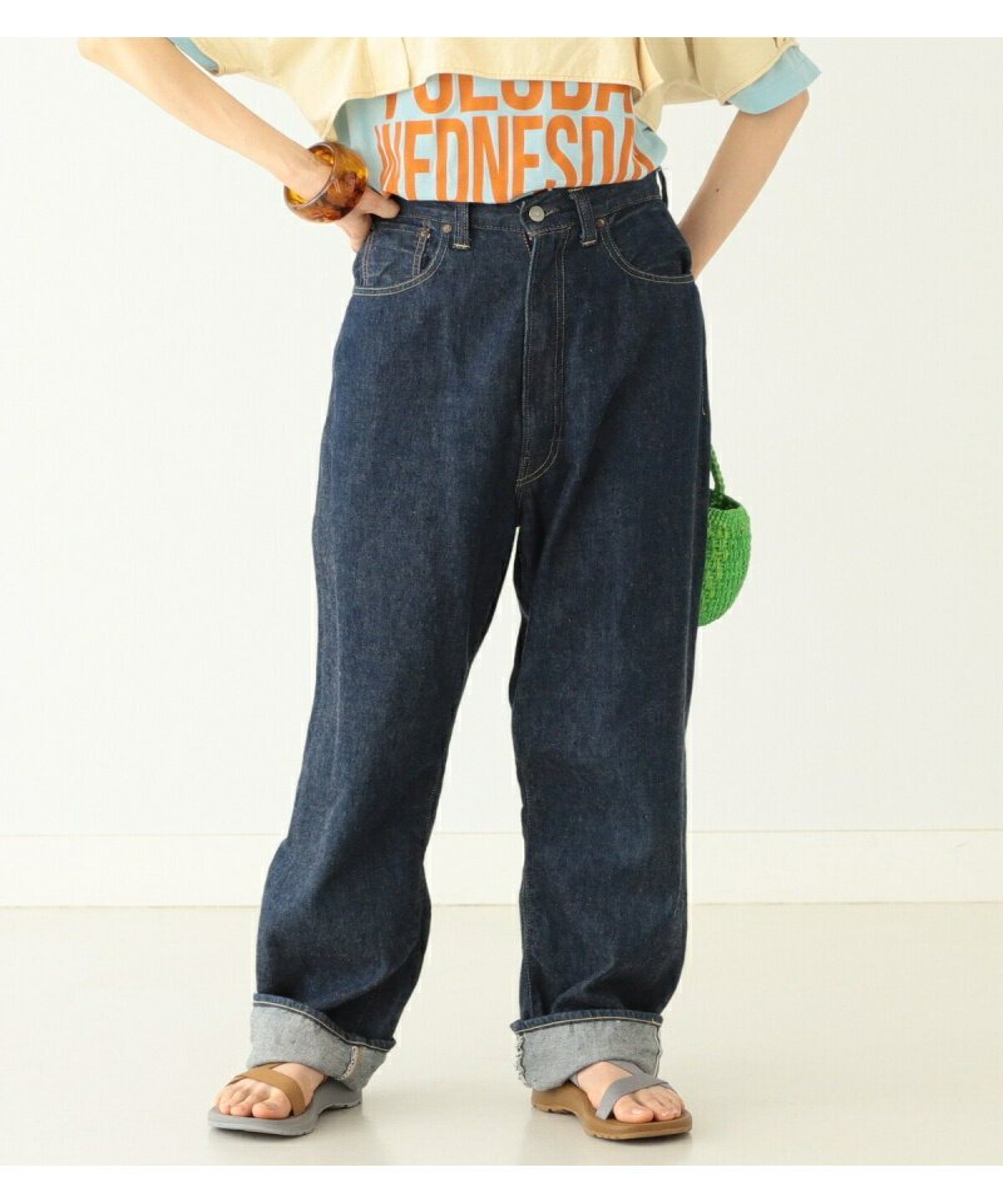 ボトムス, パンツ BEAMS BOY orSlow BEAMS BOY Monroe Pants Special