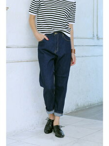 【SALE/38%OFF】AZUL by moussy テーパードストレッチデニ…