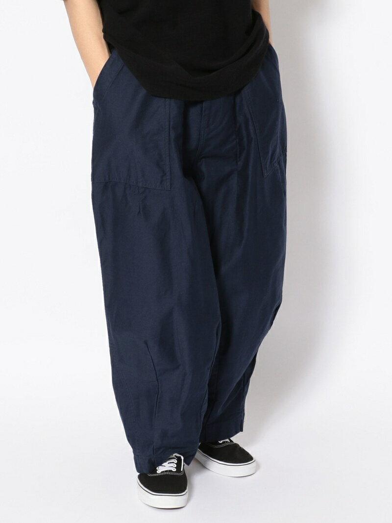 メンズファッション, ズボン・パンツ BEAVER NEEDLES H.D Pant fatigue