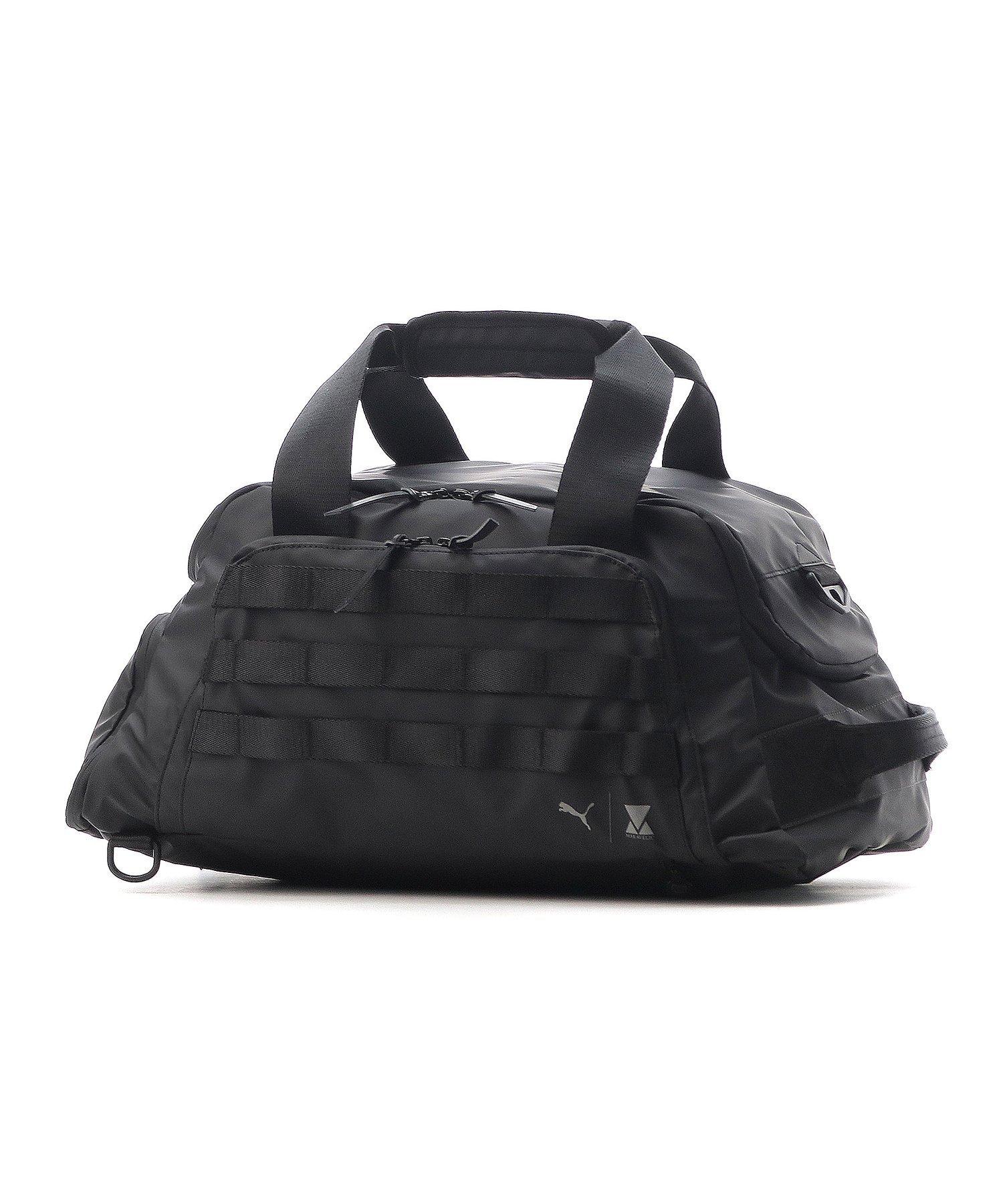 產品詳細資料,日本Yahoo代標|日本代購|日本批發-ibuy99|包包、服飾|包|男士包|波士頓包|PUMA PUMA GOLF x MAKAVELIC ボストンバッグ プーマ バッグ ボストンバッ…