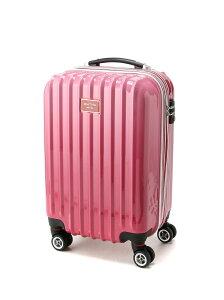 (W)ベネトンジッパー付きキャリーケース・スーツケース(S) 機内持ち込みサイズ ベネトン(ユナイテッド カラーズ オブ ベネトン) バッグ【送料無料】