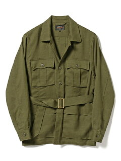 Military Tropical Jacket 11-18-5281-139: Olive