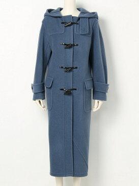 【SALE/20%OFF】beautiful people convex shaped duffelcoat ビューティフル ピープル コート/ジャケット ダッフルコート ブルー【送料無料】