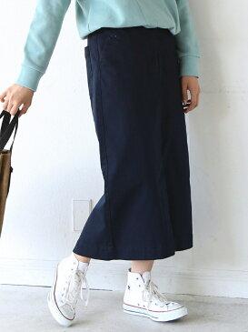 【SALE/40%OFF】coen ストレッチロングタイトスカート コーエン スカート【RBA_S】【RBA_E】