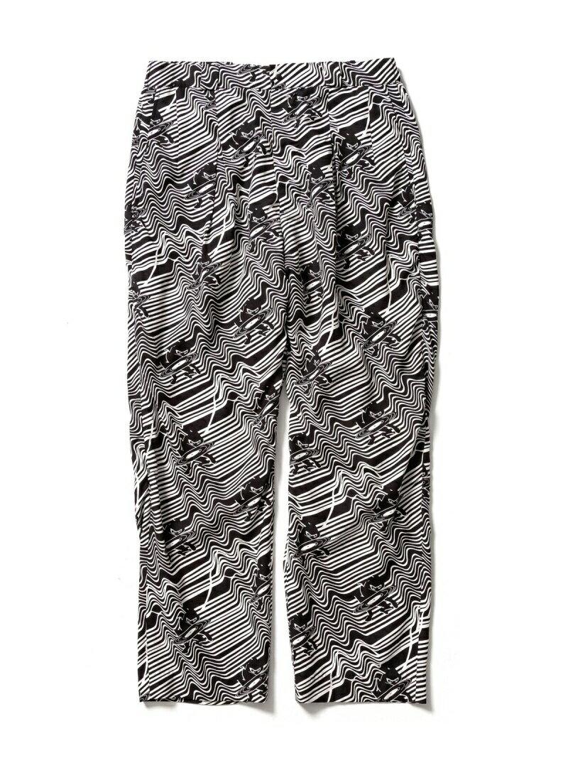 メンズファッション, ズボン・パンツ BE AT TOKYO NINJA TUNE Sasquatchfabrix. WIDE PANTS